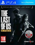 The Last of Us Remastered PL PS4