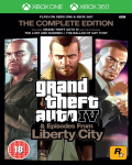 Grand Theft Auto IV GTA Complete Edition XBOX 360/ONE