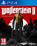 Wolfenstein II: The New Colossus PL PS4