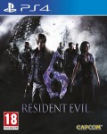 Resident Evil 6 PL HD PS4
