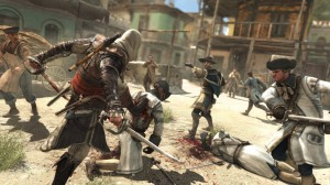 Assassins Creed IV 4: Black Flag  Używana XBOX 360