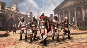 Assassin's Creed: Brotherhood Używana XBOX 360