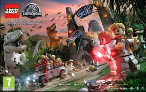 Lego Jurassic World  PL  XBOX ONE
