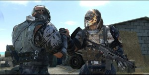 Army Of Two Uzywana XBOX 360