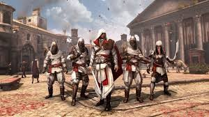 Assassin's Creed: Brotherhood Używana PS3