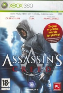 Assassin's Creed PL XBOX 360