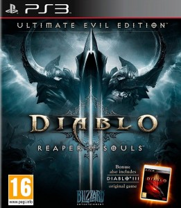 Diablo 3 Ultimate Evil Edition Używana PS3