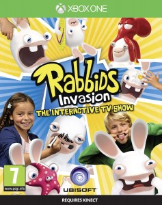 Rabbids Invasion: Interaktywny program TV  XBOX ONE