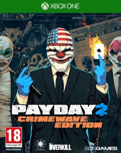 PayDay 2 Crimewave Edition PL +DLC XBOX ONE