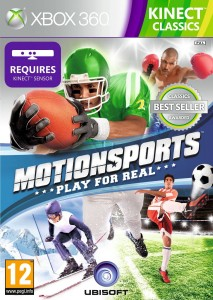 MotionSports: Play For Real XBOX 360