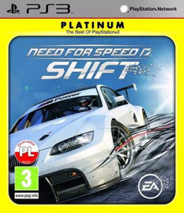 Need for Speed SHIFT PL PS3