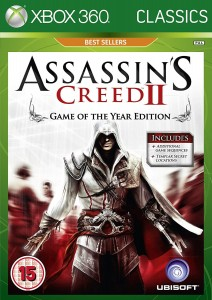 Assassin's Creed 2 GOTY Używana XBOX 360/ONE