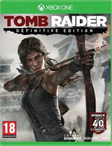 Tomb Raider Definitive Edition PL XBOX ONE