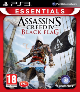 Assassins Creed 4: Black Flag PL  PS3