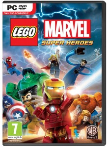 Lego Marvel Super Heroes PL PC