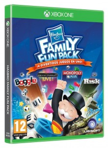 Hasbro Family Fun Pack / Monopoly XBOX ONE