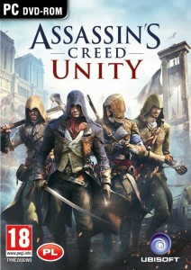 Assassins Creed Unity PL PC
