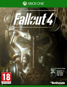 Fallout 4 + DLC + Sountrack XBOX ONE