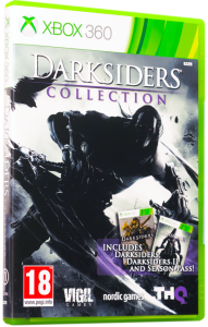 Darksiders Complete Collection PL/ANG XBOX 360