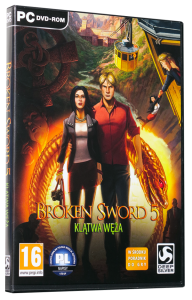Broken Sword V Klątwa Węża  PL PC