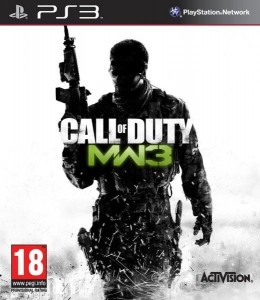 Call of Duty  Modern Warfare 3 Używana PS3