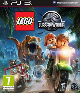 Lego Jurassic World  PL  PS3