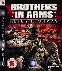 Brothers in Arms Hells Highway Używana PS3