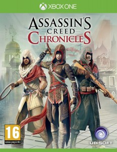 Assassins Creed Chronicles PL XBOX ONE