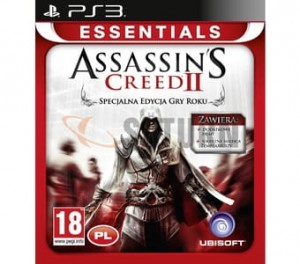 Assassin's Creed 2 PL GOTY PS3