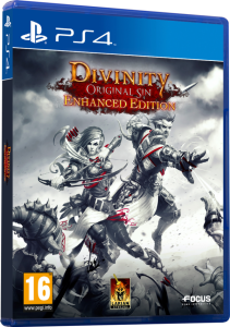 Divinity: Original Sin - Enhanced Edition PL PS4