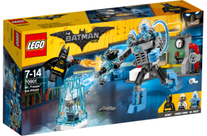 Lego Batman Movie 70901 Lodowy atak Mr. Freeze