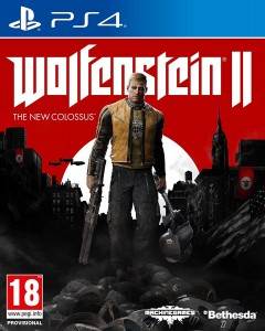 Wolfenstein II: The New Colossus PS4