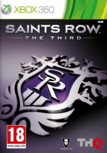 Saints Row:The Third PL Używana XBOX 360/ONE