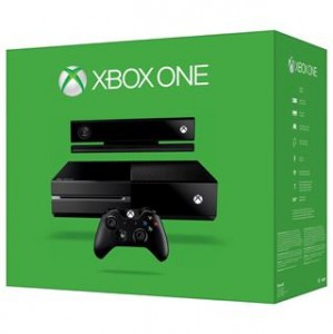 Konsola XBOX ONE + KINECT 500 GB