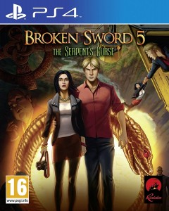 Broken Sword 5: Klątwa Węża PL  PS4