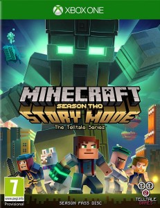 Minecraft Story Mode Seson 2 XBOX ONE
