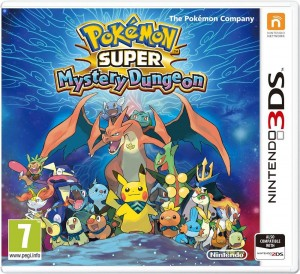 Pokemon Super Mystery Dungeon Używana 3DS