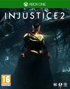 Injustice 2 PL XBOX ONE