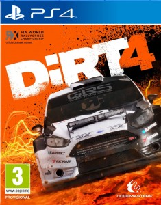 Dirt 4 PL PS4