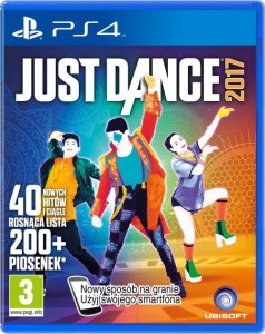 Just Dance 2017 + DLC PS4