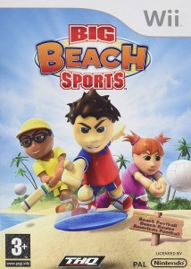 Big Beach Sports Używana Wii