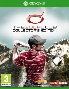 The Golf Club Collector's Edition XBOX ONE