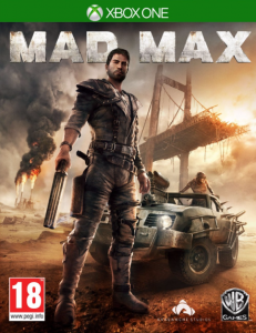 Mad Max PL XBOX ONE