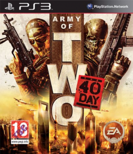 Army of Two: The 40th Day Używana PS3