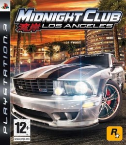 Midnight Club Los Angeles Używana PS3