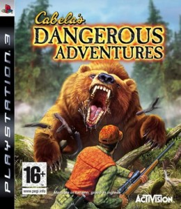 Cabela's Dangerous Adventure Używana PS3