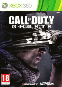 Call Of Duty Ghosts Używana XBOX 360