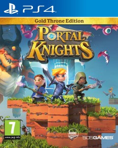 Portal Knights  Gold Edition PL PS4