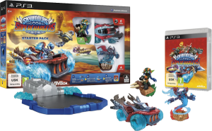 Skylanders: SuperChargers - Starter Pack PS3