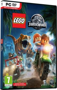 Lego Jurassic World  PL  PC